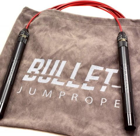 Bullet FIT Rope - Red