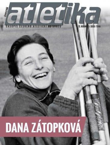 Časopis Atletika - 1/2020