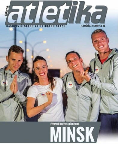 Časopis Atletika - 2/2019