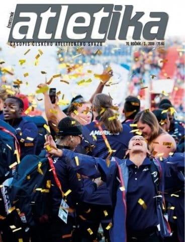Časopis Atletika - 3/2018