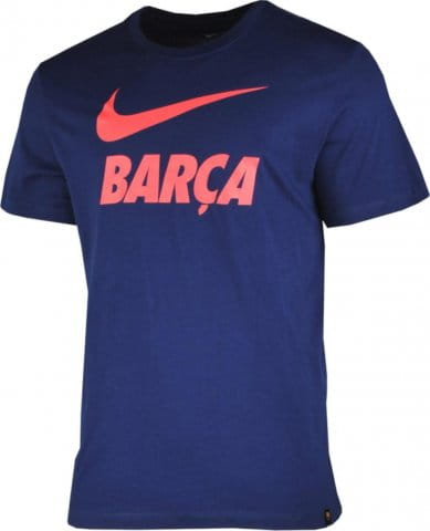 FC Barcelona Tee T-Shirt TR Ground F492