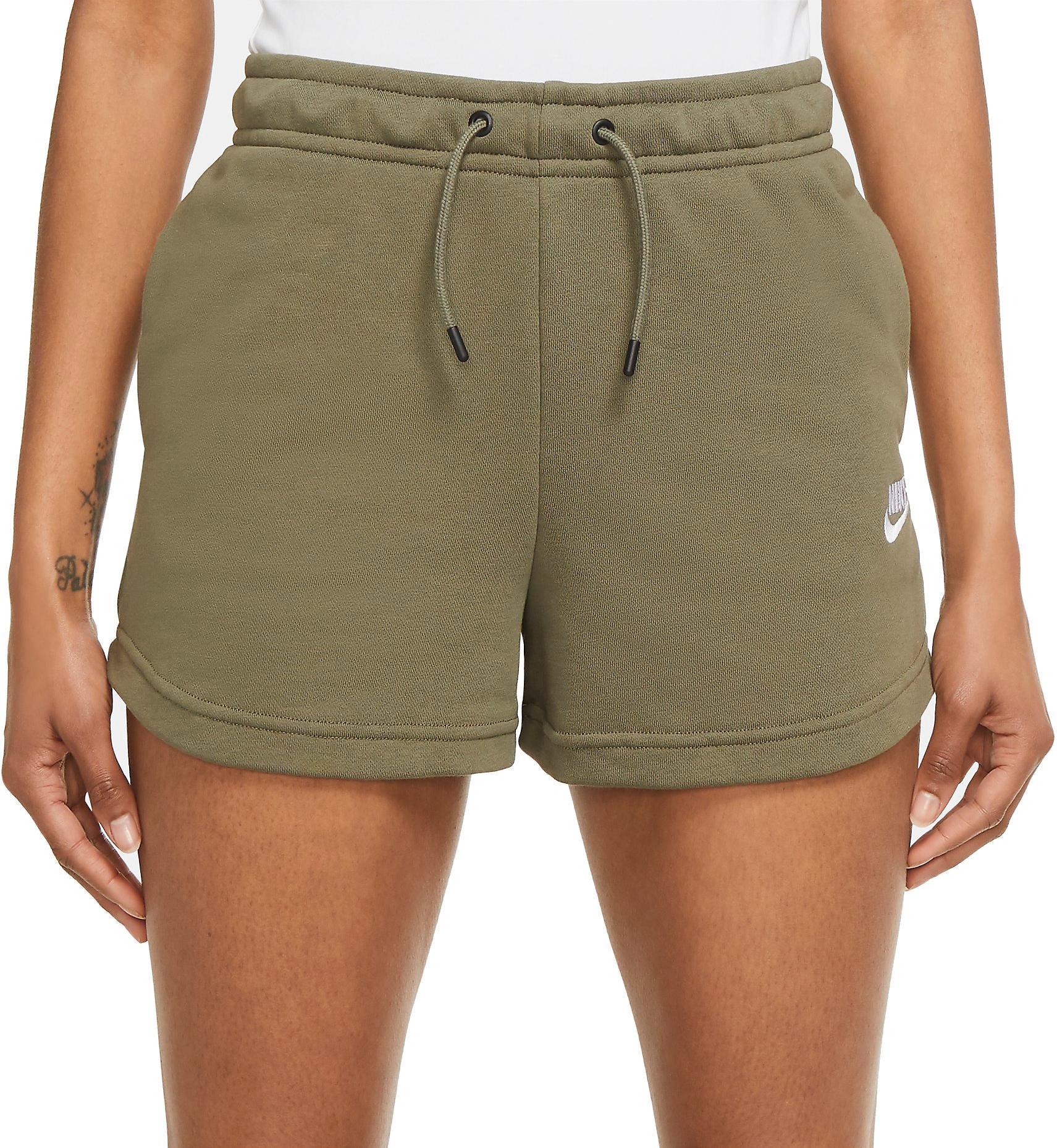 Šortky Nike  Sportswear Essential Women s French Terry Shorts