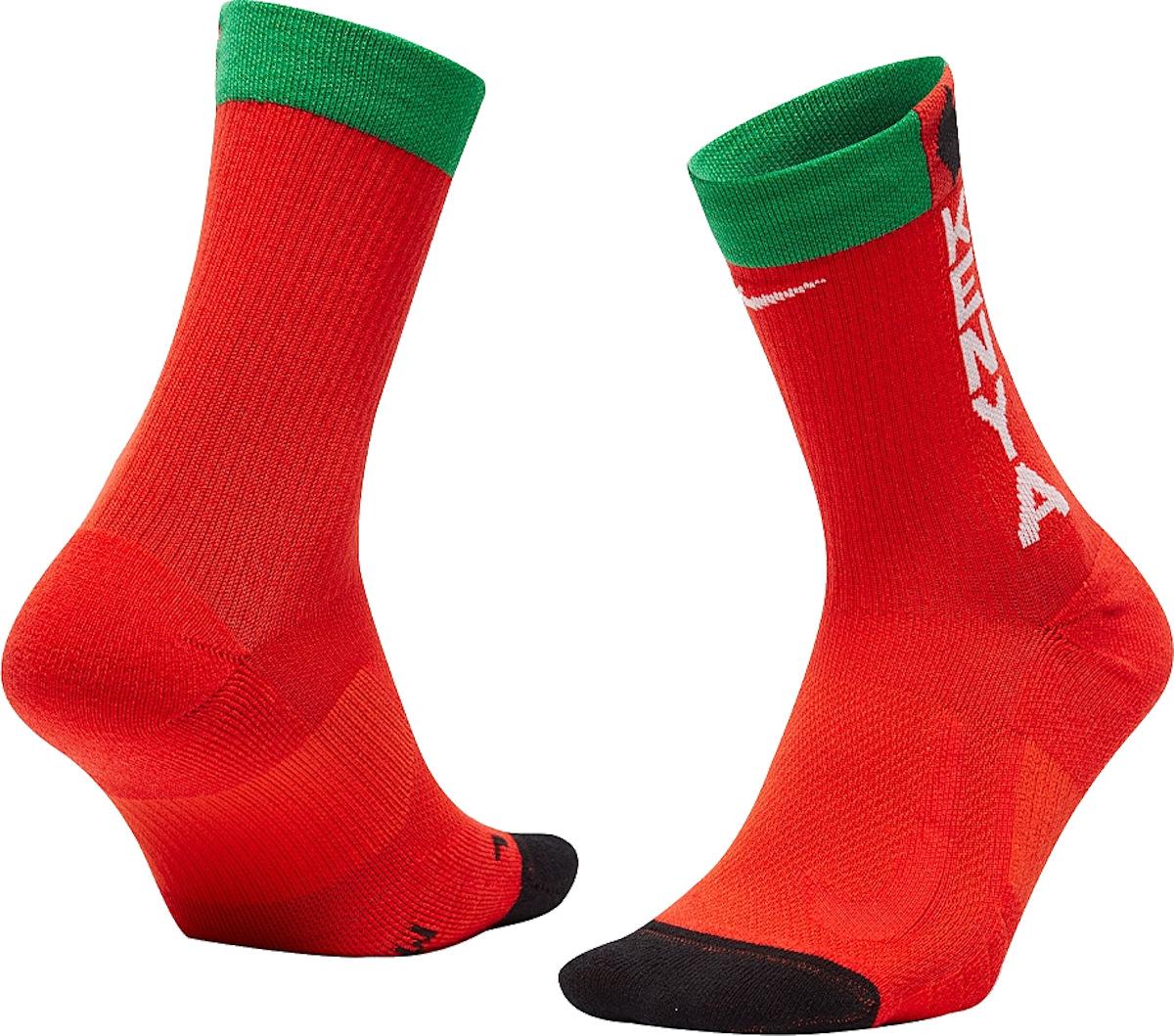 Ponožky Nike  Team Kenya Multiplier Running Crew Socks