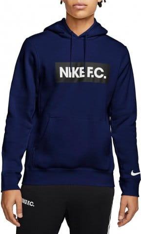 M NK FC ESSNTL FLC HOODIE PO