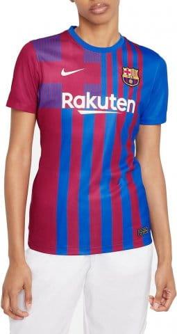 FC Barcelona 2021/22 Stadium Home Women s Soccer Jersey