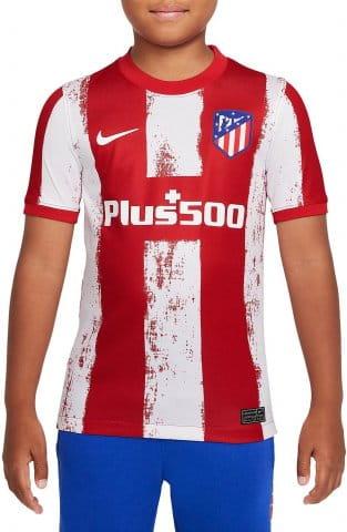Atlético Madrid 2021/22 Stadium Home Big Kids Soccer Jersey