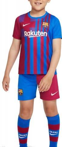 FC Barcelona 2021/22 Home Little Kids Soccer Kit