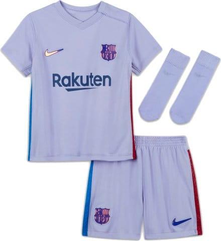 FC Barcelona 2021/22 Away Baby/Toddler Soccer Kit