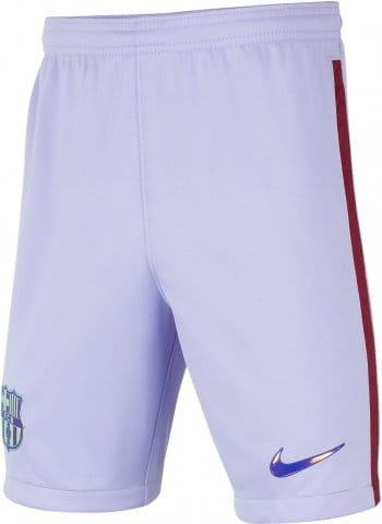 FC Barcelona 2021/22 Stadium Home/Away Big Kids Soccer Shorts