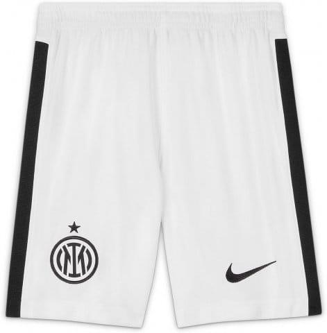 Inter Milan 2021/22 Stadium Home/Away Big Kids Soccer Shorts