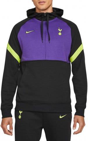 Tottenham Hotspur Men s Dri-FIT 1/2-Zip Soccer Hoodie