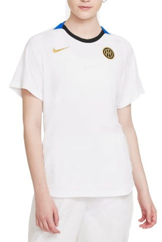 Inter Milan Women s Dri-FIT Short-Sleeve Soccer Top