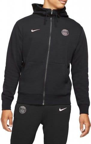 Paris Saint-Germain Men s Full-Zip French Terry Soccer Hoodie