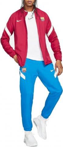 FC Barcelona Strike Men s Dri-FIT Soccer Tracksuit