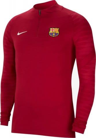 FC Barcelona Strike Men s Soccer Drill Top