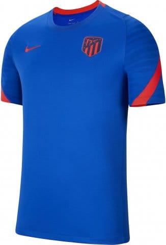 Atlético Madrid Strike Men s Short-Sleeve Soccer Top