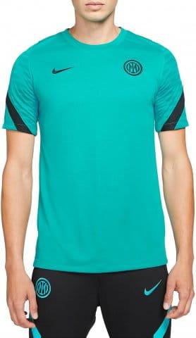Inter Milan Strike Men s Dri-FIT Short-Sleeve Soccer Top