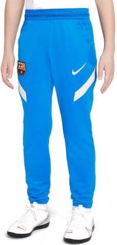 FC Barcelona Strike Big Kids Soccer Pants
