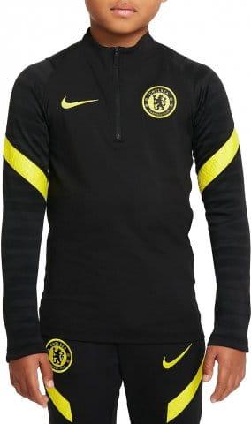 Chelsea FC Strike Big Kids Dri-FIT Soccer Drill Top
