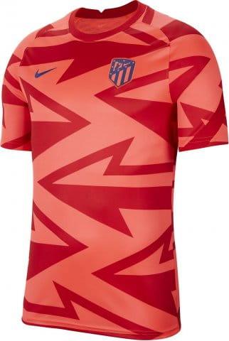 Atlético Madrid Men s Pre-Match Short-Sleeve Soccer Top