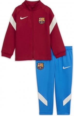 FC Barcelona Strike Baby/Toddler Dri-FIT Knit Soccer Tracksuit