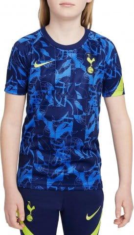 Tottenham Hotspur Big Kids Pre-Match Short-Sleeve Soccer Top