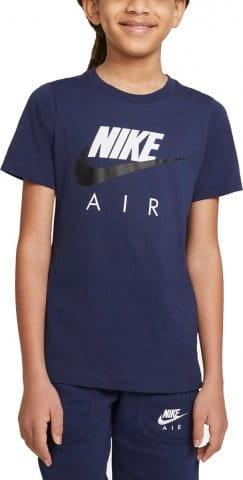 Air T-Shirt Kids Blau Schwarz F411