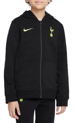 Tottenham Hotspur Big Kids Full-Zip Fleece Hoodie