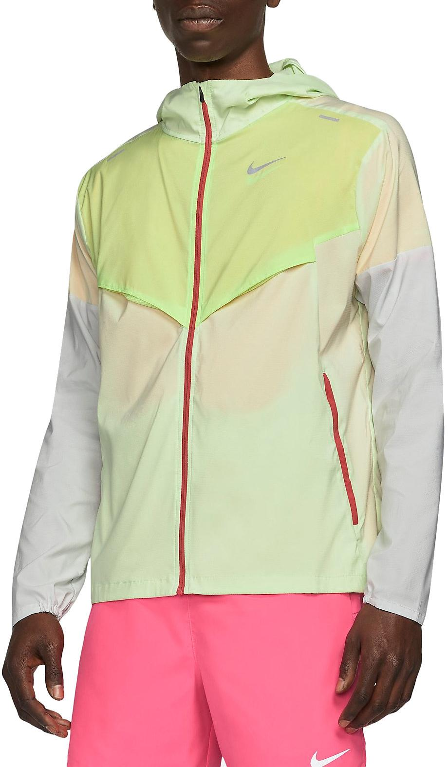 Bunda s kapucí Nike Windrunner Men s Running Jacket