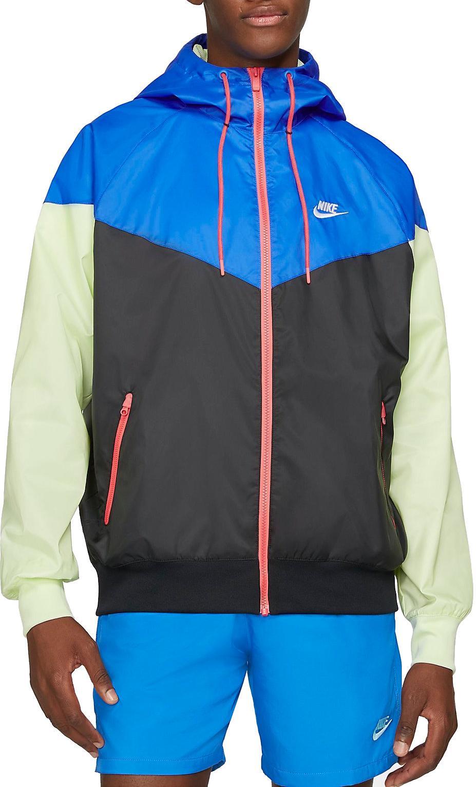 Bunda s kapucí Nike Sportswear Windrunner Men s Hooded Jacket