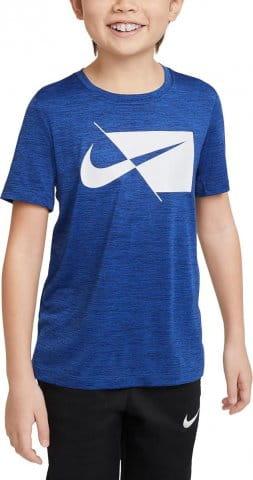 HBR T-Shirt Kids Blau Weiss F492