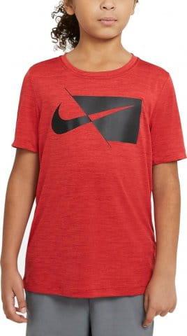 HBR T-Shirt Kids Rot Schwarz F657