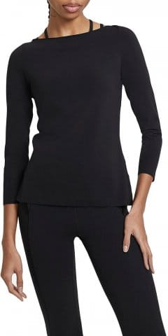THE YOGA LUXE L/S TOP