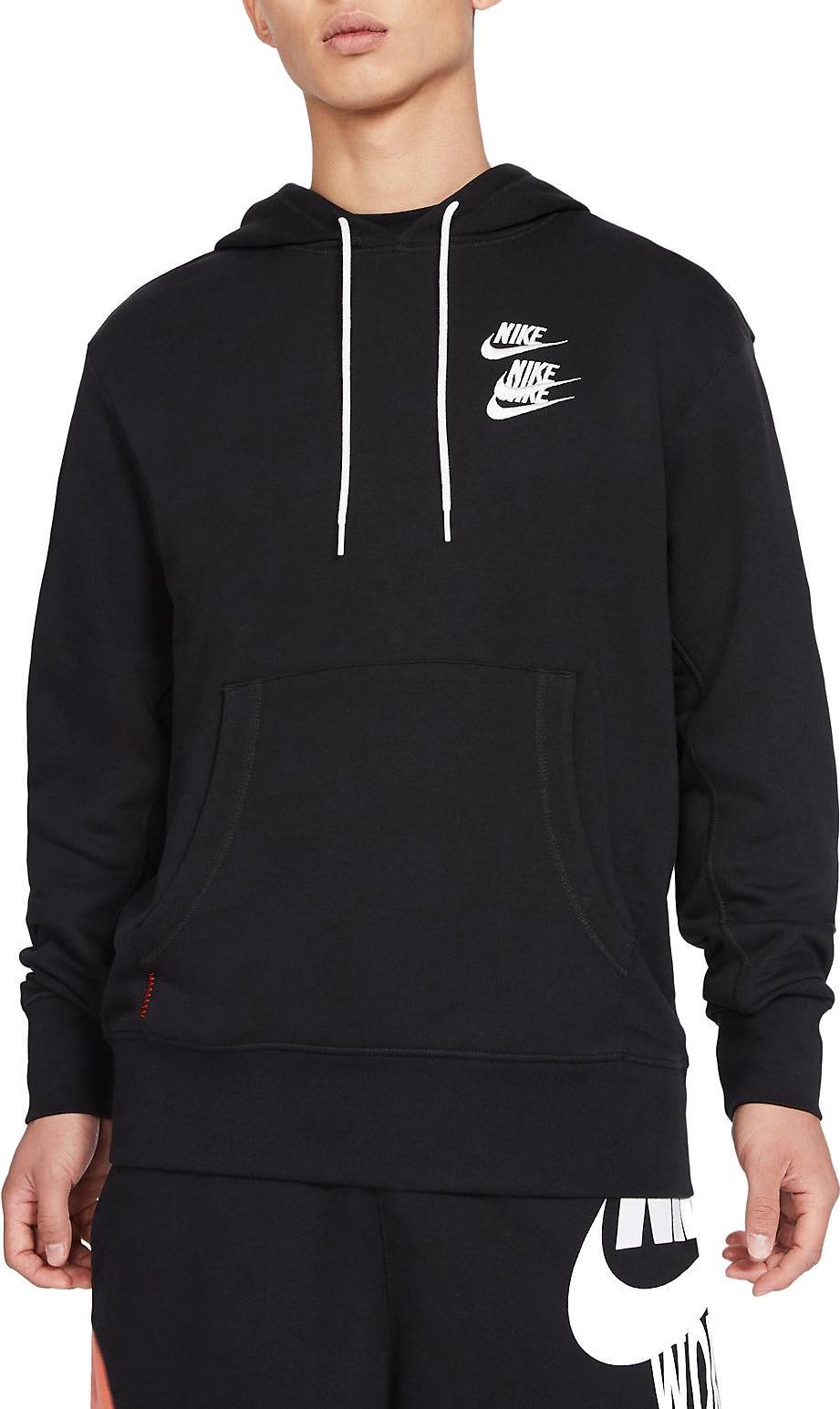 Mikina s kapucí Nike M NSW PO FT HOODIE WTOUR