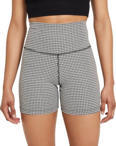 W NY GINGHAM 5IN SHORT