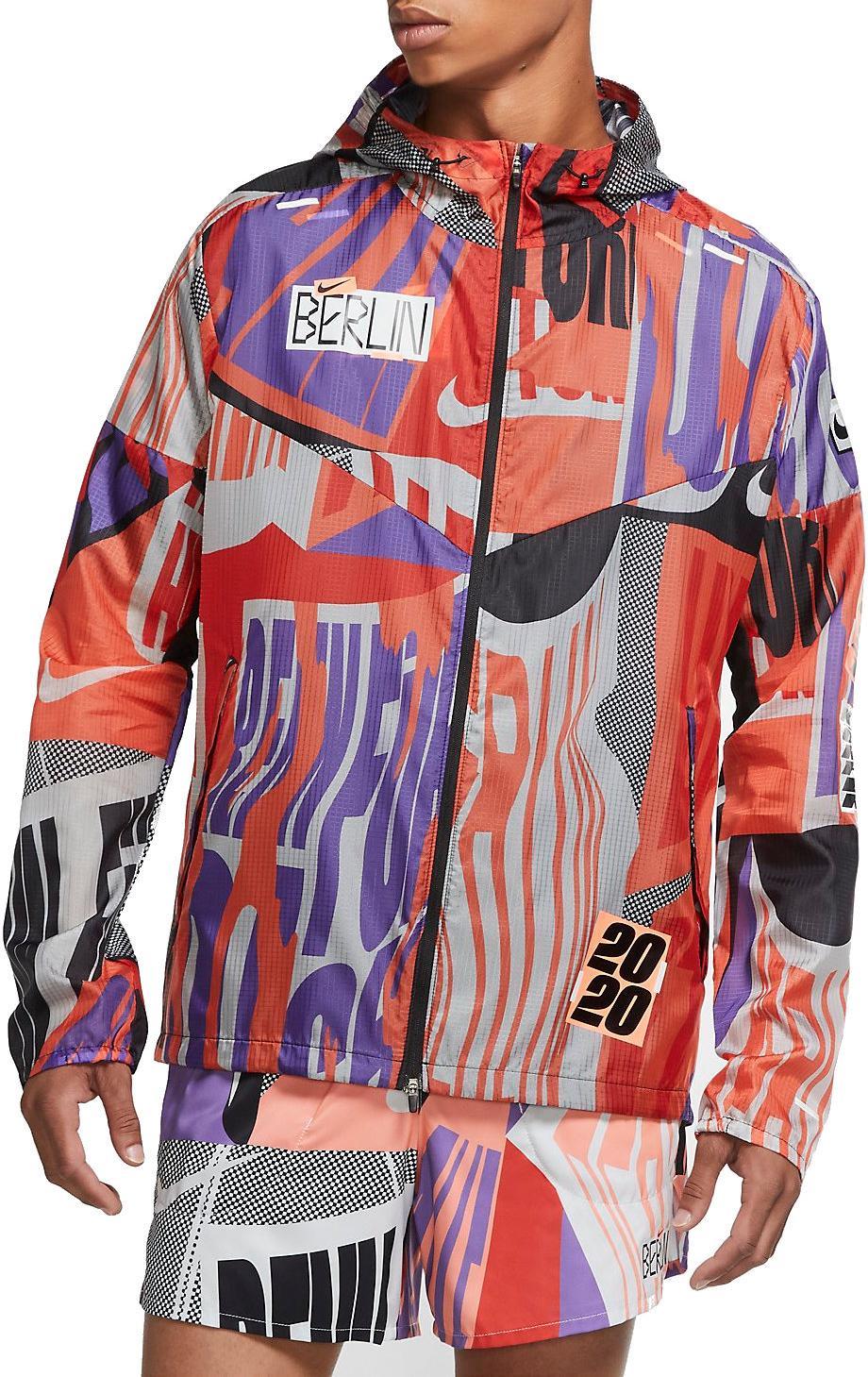 Bunda s kapucí Nike M NK BERLIN WINDRUNNER JKT