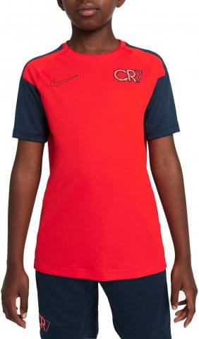 Dri-FIT CR7 Big Kids Short-Sleeve Soccer Top