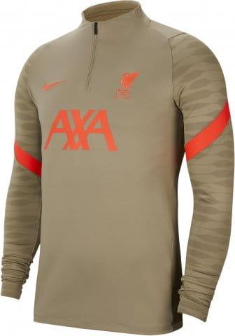 Liverpool FC Strike Men s Soccer Drill Top 2021/22