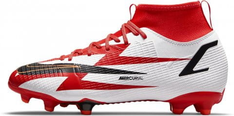 Jr. Mercurial Superfly 8 Academy CR7 MG Multi-Ground Soccer Cleat