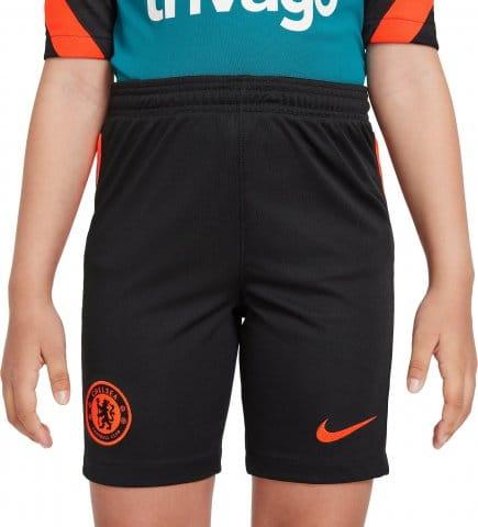 Chelsea FC 2021/22 Stadium Third Big Kids Soccer Shorts