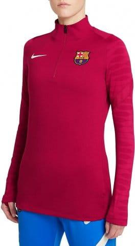 FC Barcelona Strike Women s Soccer Drill Top
