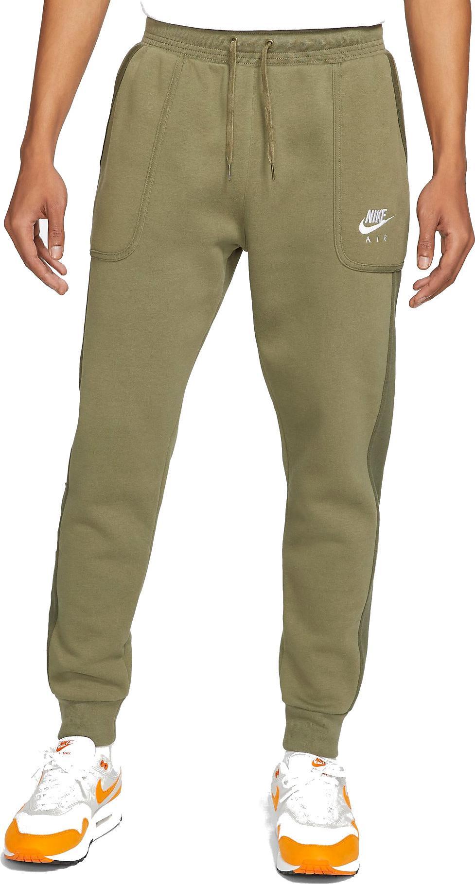 Nohavice Nike M NSW  AIR FLEECE JGGR