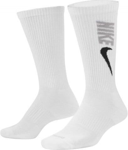 Everyday Plus Cushioned Training Crew Socks (3 Pairs)