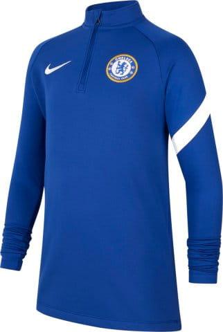 Chelsea FC Academy Pro Big Kids Dri-FIT Soccer Drill Top
