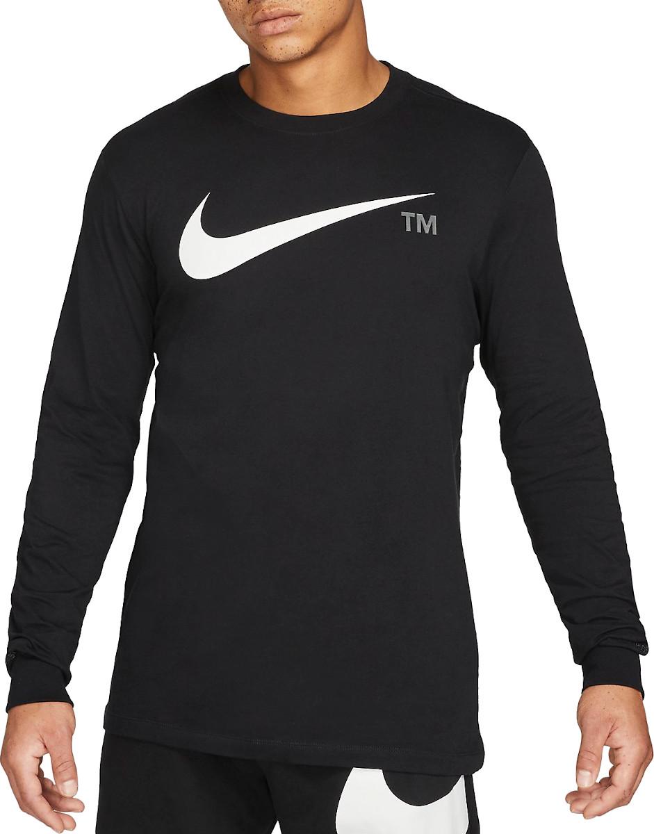 Tričko s dlhým rukávom Nike Sportswear Men s Long-Sleeve T-Shirt