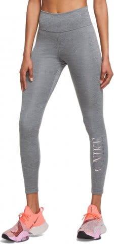 Dri-FIT One Women s Mid-Rise 7/8 Graphic Leggings