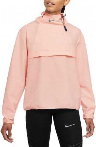 Dri-FIT Run Division Women s Packable Pullover Running Jacket