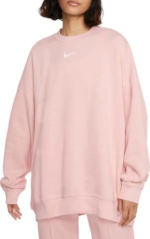 Sportswear Collection Essentials Women s Over-Oversized Fleece Crew