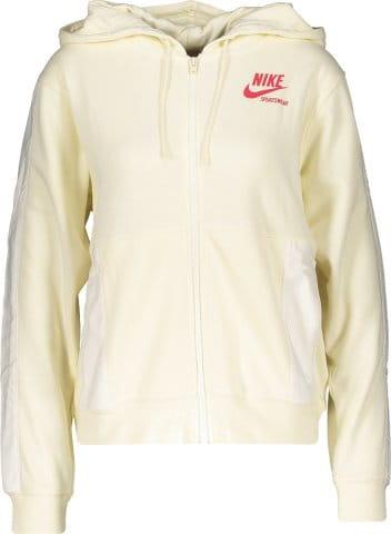 Sportswear Heritage Women s Full-Zip Fleece Hoodie