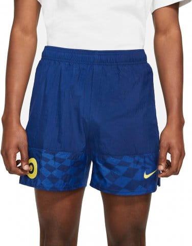 Chelsea FC Men s Woven Soccer Shorts